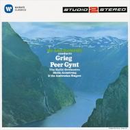 『ペール・ギュント』抜粋 ジョン・バルビローリ&ハレ管弦楽団