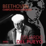 ピアノ・ソナタ全集 エドゥアルド・デル・プエヨ(9CD)