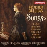 歌曲集 メアリー・ベヴァン、ベン・ジョンソン、アシュリー・リッチーズ、デイヴィッド・オーウェン・ノリス(2CD)