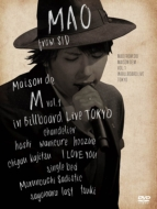 Maison de M vol.1 in Billboard Live TOKYO