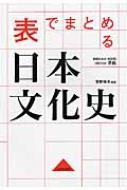 表でまとめる日本文化史
