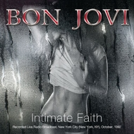 Intimate Faith -Live Radio Broadcast Nyc 1992