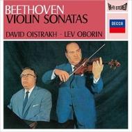 ヴァイオリン・ソナタ全集 ダヴィド・オイストラフ、レフ・オボーリン(3SACD)(シングルレイヤー)