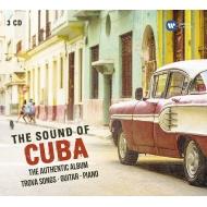 『ザ・サウンド・オブ・キューバ』 マヌエル・バルエコ、キャスリン・ストット(3CD)