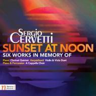 Sunset At Noon: Muzik(Vn)Muzikova(Va)Cabezas(Cl)Chenlo(Cemb)Etc