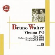 Symphonies Nos.1, 3 : Bruno Walter / Vienna Philharmonic (1936, 1937)