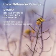 Symphonies Nos.6, 7, Othello Overture : Yannick Nezet-Seguin / London Philharmonic (2CD)