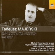 Concerto Poem: Tabakov / Royal Scottish National O New Art Chamber Soloists Drewnowski(P)
