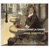 『ダンスに加わって〜フランス・ピアノ小品集』 アンヌ・ケフェレック