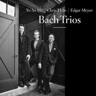 Bach Trios : Yo-Yo Ma(Vc)Chris Thile(Mandolin)Edgar Meyer(Cb)