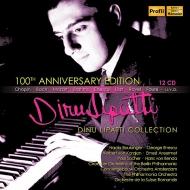 ディヌ・リパッティ・コレクション 生誕100年記念エディション(12CD)