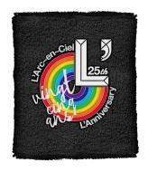 リストバンド(A) / 25th L'Anniversary LIVE
