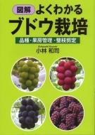 図解 よくわかるブドウ栽培 品種・果房管理・整枝剪定