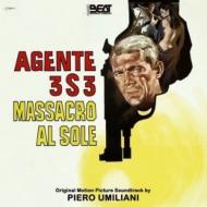 AGENTE 3S3 MASSACRO AL SOLE (OST)
