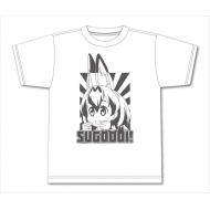 けものフレンズ すごーい!Tシャツ(ホワイト) L