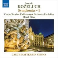 交響曲集第1集 マレク・シュティレック&チェコ室内フィル