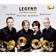 Slokar Trombone Quartet: Legend