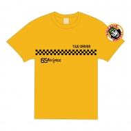タクシードライバー オフィシャルライセンス Tシャツ イエロー M