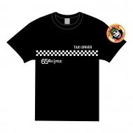 タクシードライバー オフィシャルライセンス Tシャツ ブラック L