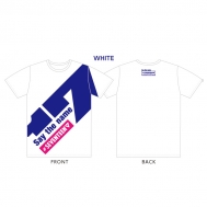 Tシャツ白(L)/Say the name #SEVENTEEN