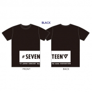 Tシャツ黒(L)/Say the name #SEVENTEEN