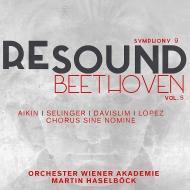 交響曲第9番『合唱』 マルティン・ハーゼルベック&ウィーン・アカデミー管弦楽団