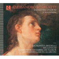 Passio Secundum Joannem: Alarcon / Millenium Namur Chamber Cho Bridelli(Ms)