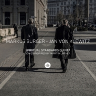 Spiritual Standards -Songs Inspired By Martin Luther