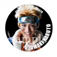 缶バッジ(うずまきナルト 元木Ver.)/ ライブ・スペクタクル「NARUTO-ナルト-」ワールドツアー