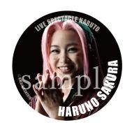 缶バッジ(春野サクラ)/ ライブ・スペクタクル「NARUTO-ナルト-」ワールドツアー