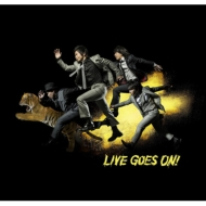 LIVE GOES ON! 【初回限定盤】(+DVD)
