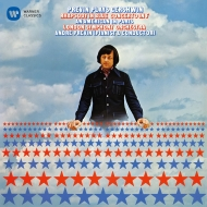 ラプソディ・イン・ブルー、パリのアメリカ人、ピアノ協奏曲 アンドレ・プレヴィン&ロンドン交響楽団