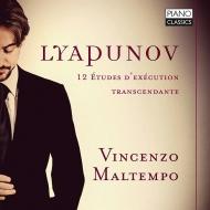 12の超絶技巧練習曲 ヴィンチェンツォ・マルテンポ