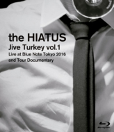 Jive Turkey vol.1 Live at Blue Note Tokyo 2016 and Tour Documentary (Blu-ray)