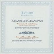 カンタータ第140番、第147番 カール・リヒター&ミュンヘン・バッハ管弦楽団、アンスバッハ・バッハ週間管弦楽団(シングルレイヤー)