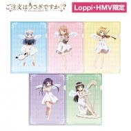 A4クリアファイルセット(天使)【Loppi・HMV限定】 / ご注文はうさぎですか??