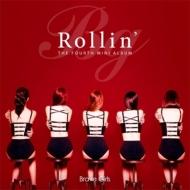 4th Mini Album: Rollin'