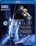 Otello : Boussard, Christian Thielemann / Staatskapelle Dresden, Jose Cura, Roschmann, C.Alvarez, Bernheim, etc (2016 Stereo)