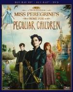 ミス・ペレグリンと奇妙なこどもたち 3枚組3D・2Dブルーレイ&DVD〔初回生産限定〕