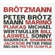 Brotzmann Box (3CD)