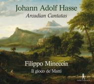 Arcadian Cantatas: Mineccia(Ct)Il Gioco De'matti