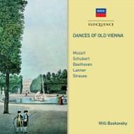 『古き良き時代のウィーンの舞曲集』 ヴィリー・ボスコフスキー&ウィーン・モーツァルト・アンサンブル、フェリックス・アーヨ&イ・ムジチ、他(2CD)