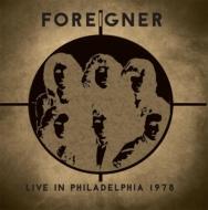 Live In Philadelphia 1978