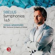 交響曲第1番、第6番 トマス・セナゴー&BBCウェールズ・ナショナル管弦楽団