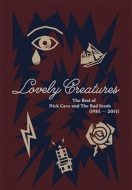 Lovely Creaters: The Best Of Nick Cave And The Bad Seeds (Limited Super Deluxe Edition)(3CD+DVD+BOOK)