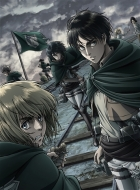 Tv Anime[shingeki No Kyojin]season 2 Vol.1