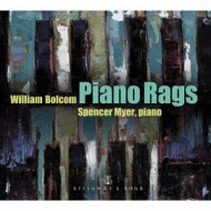 Piano Rags: Spencer Myer