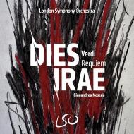 レクィエム ジャナンドレア・ノセダ&ロンドン交響楽団、エリカ・グリマルディ、フランチェスコ・メーリ、他