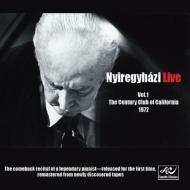 Ervin Nyiregyhazi : Live Vol.1 -The Century Club of Callifornia 1972 (2CD)