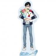 アクリルスタンド(からあげクン/勇利)ユーリ!!! on ICE【Loppi・HMV限定】